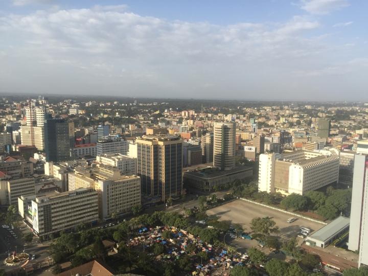 Experiencing Nairobi (part1)