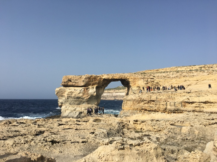 A weekend in Malta